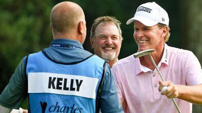 Jerry Kelly, Steve Stricker