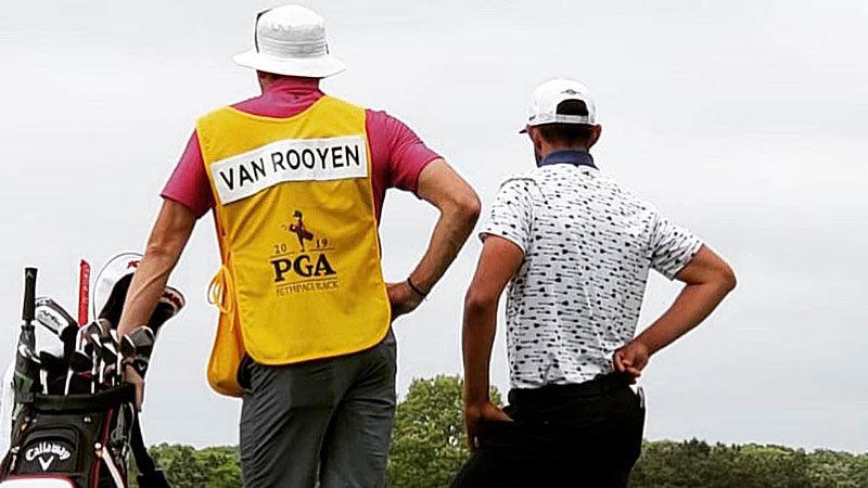Erik van Rooyen, Alex Gaugert