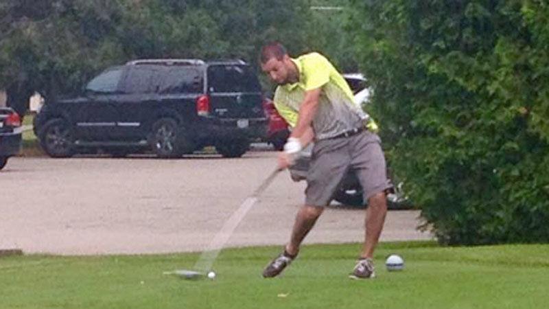 Jake Schwarz golf