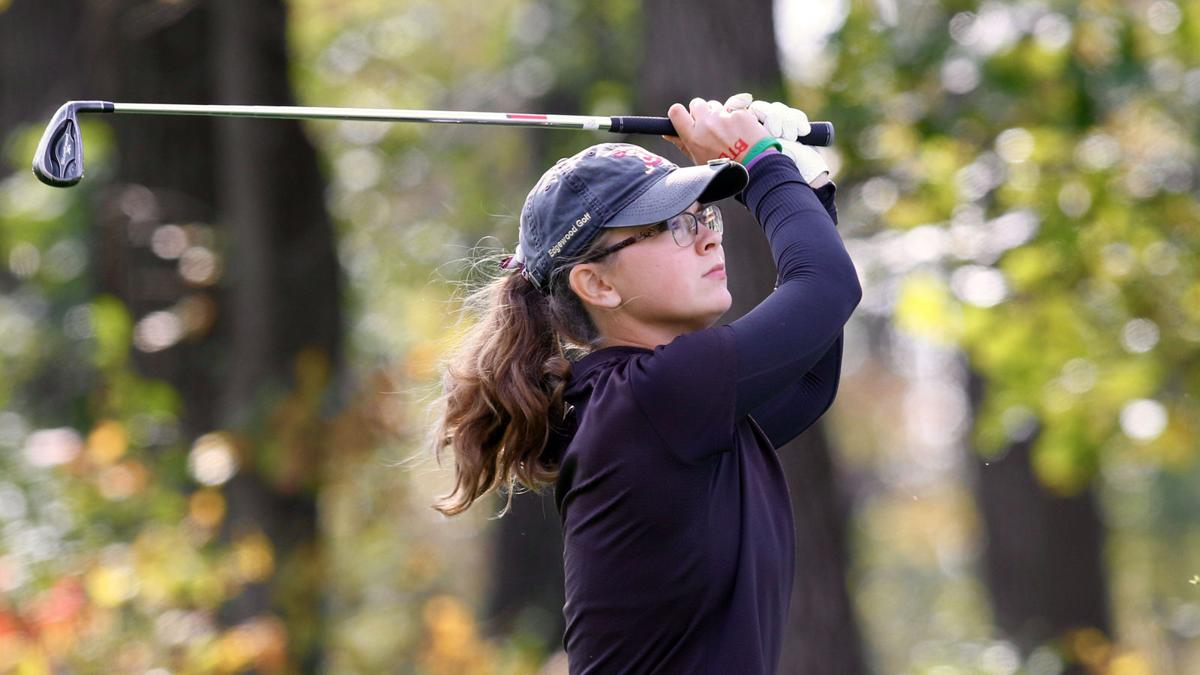 Photos: The leaderboard's top 10 in Division 2 at the conclusion of the 2019 WIAA girls championship
