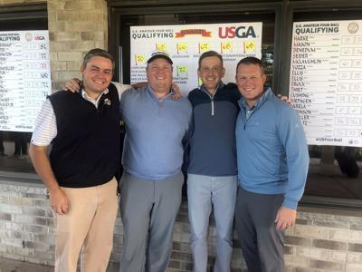 USGA Four-Ball qualifiers