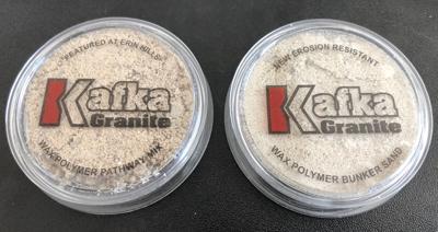 Kafka Granite   Erin Hills Pathway samples