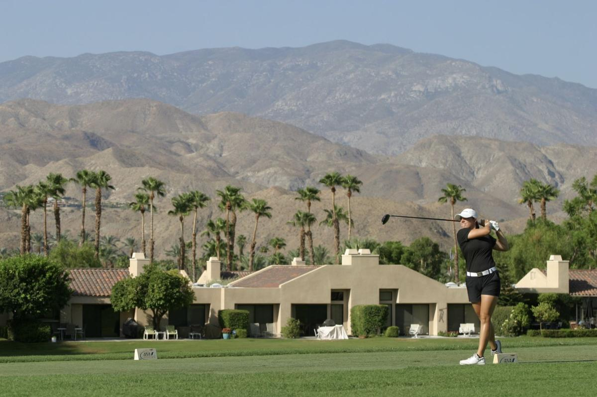 Photos: Badgers golfer Tess Hackworthy closes out memorable week at first stage of LPGA/Symetra Tour Qualifying School