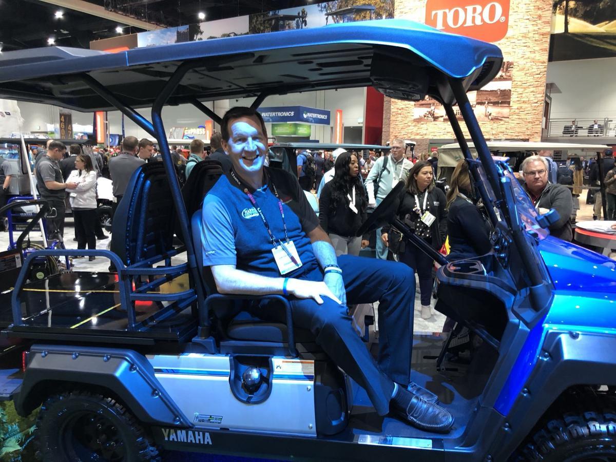 2019 Golf Industry Show | Jim Gaugert