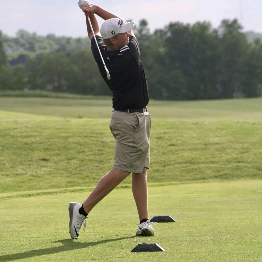 Muskego's Matt Polivka will begin his senior season Monday with his golf future paved to Cardinal Stritch