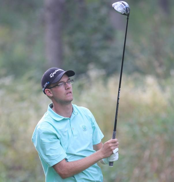 Whitefish Bay's Jack Schultz dusts off clubs, competitive juices to take 36-hole lead at Ray Fischer Tournament