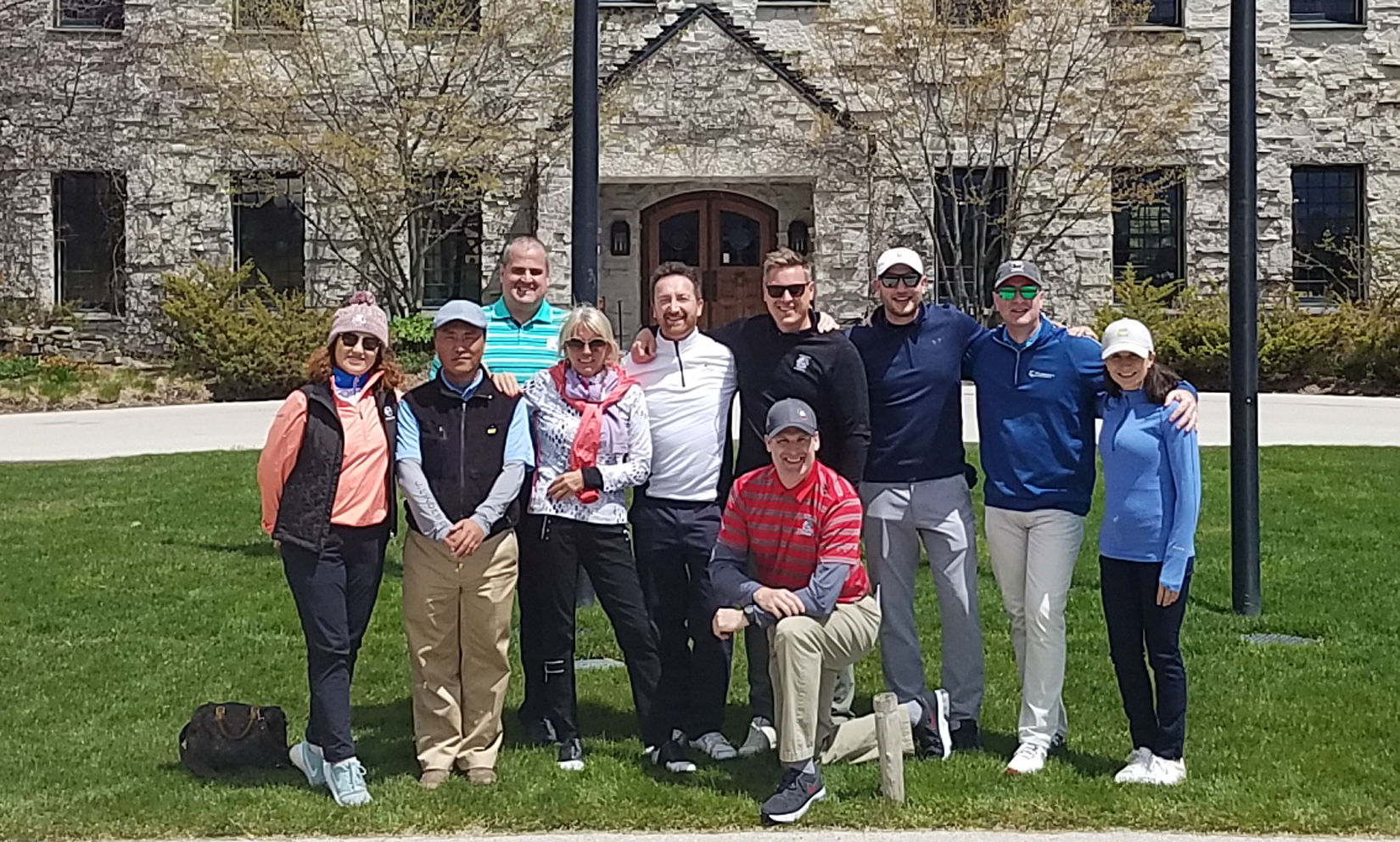Wisconsin as a global golf destination? Believe it, say international golf tour operators