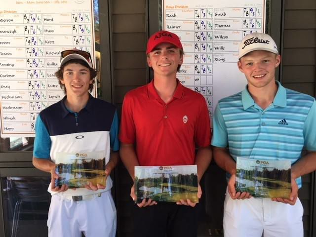 2018 Lake Arrowhead Invitational | Boys winners