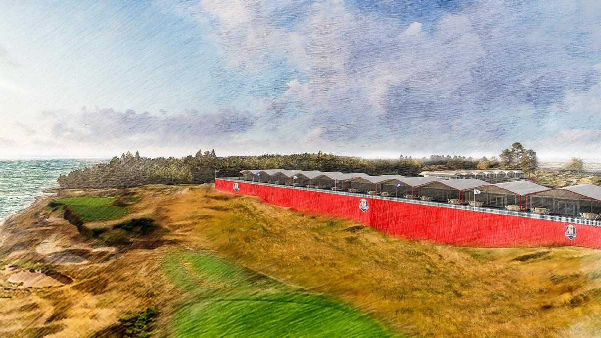 2020 Ryder Cup | No. 17 Hospitality Suites