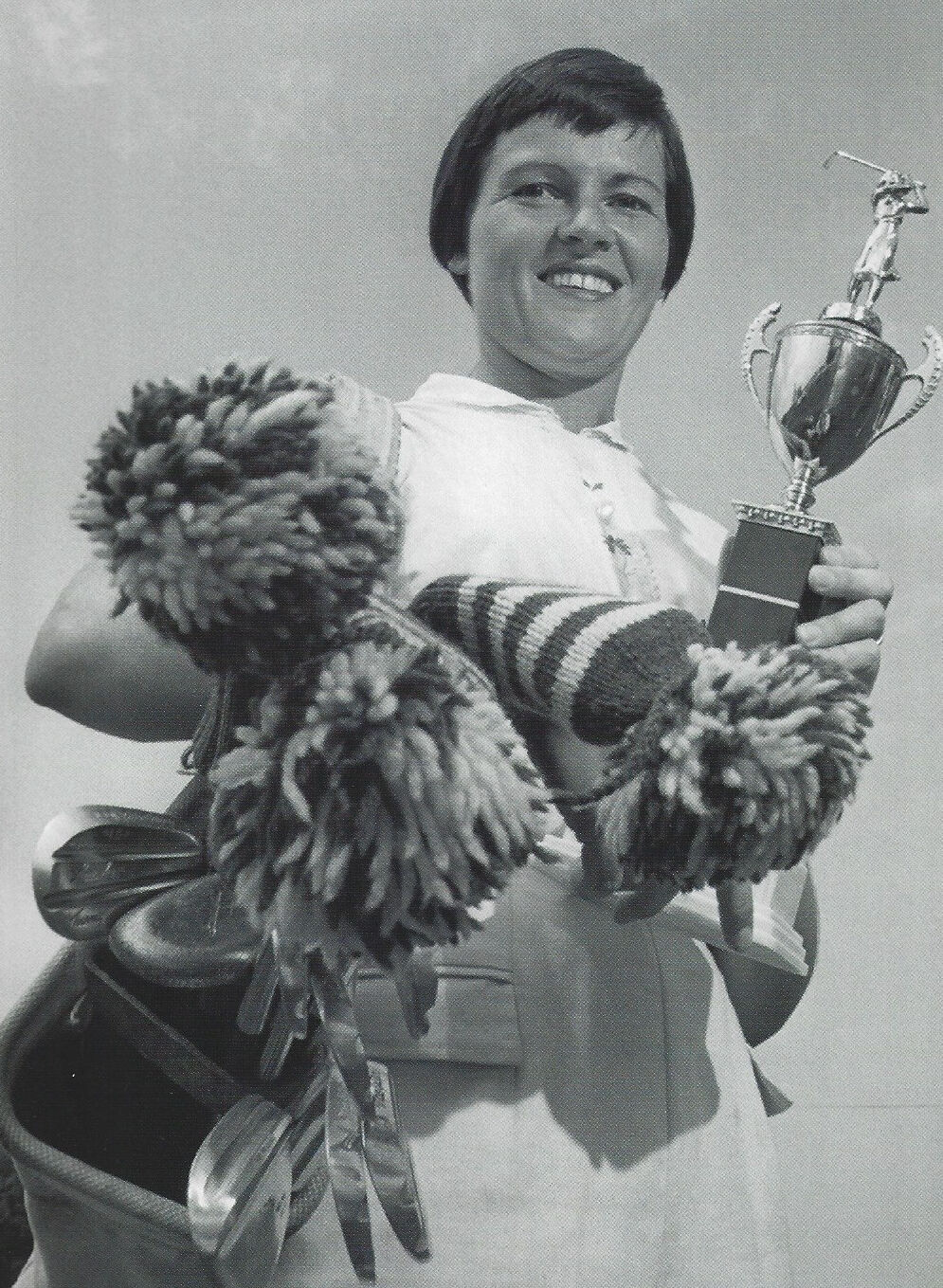 Mary McMillin Fossum, Green Bay native & former Michigan State women's golf coach