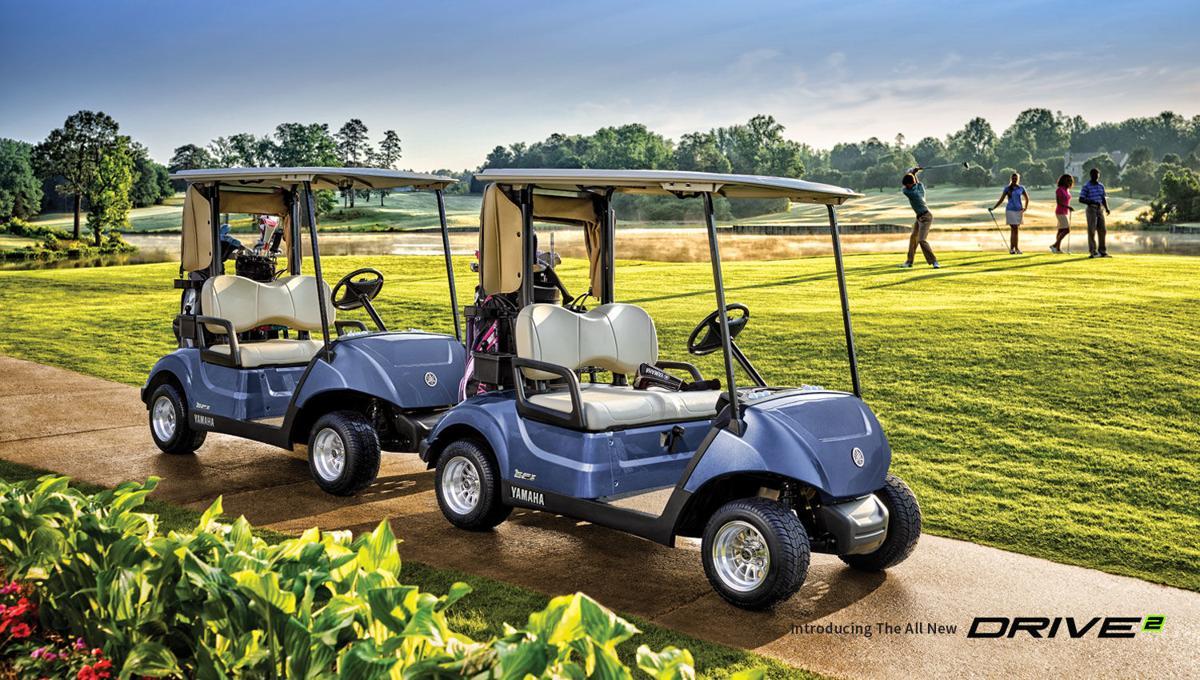 Yamaha Golf Cars