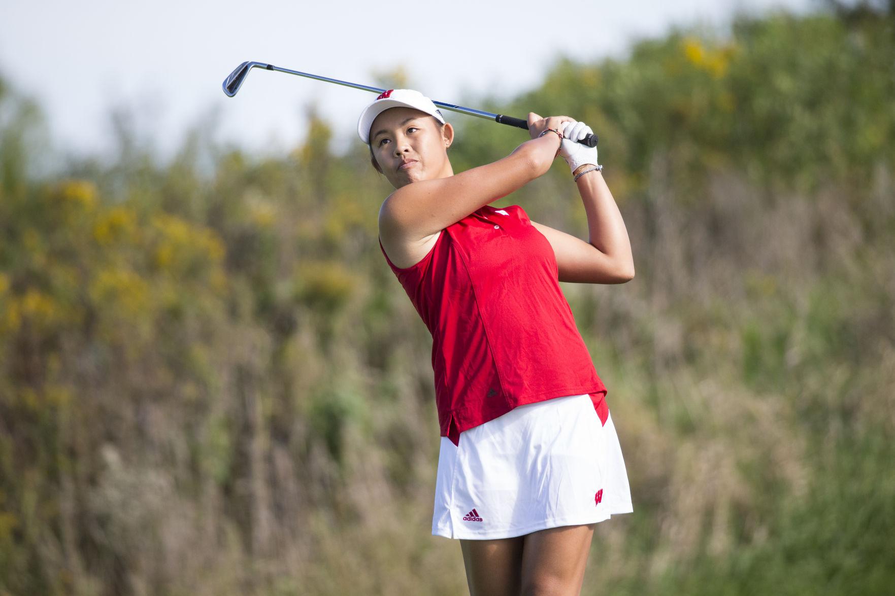 Female amateur golfer china foto 947