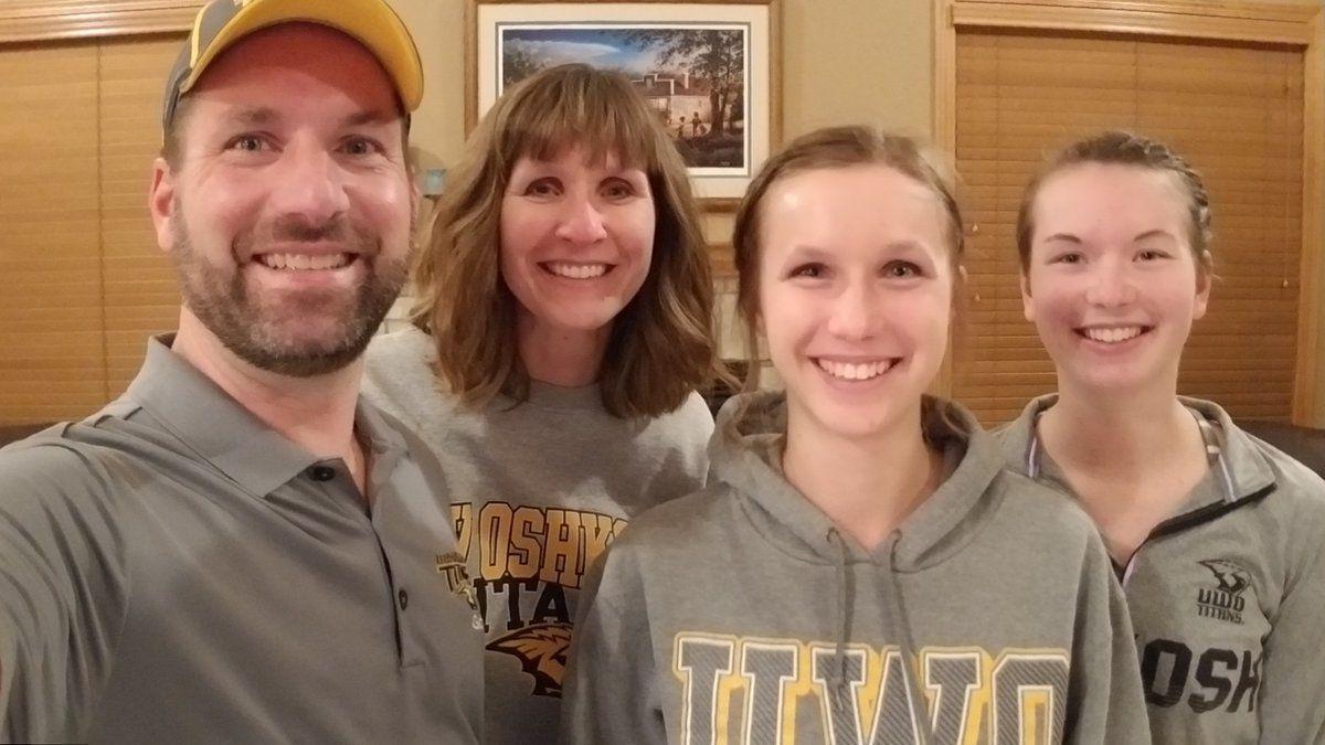 Erika Priebe & family