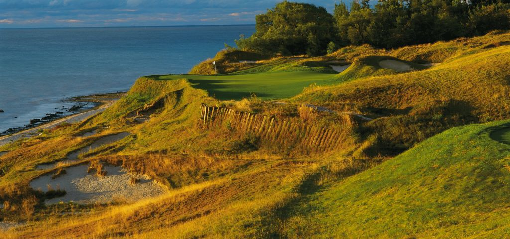 Whistling Straits 17th Hole