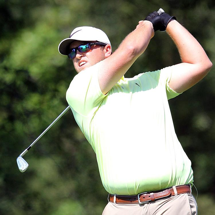 Madison's Maxwell Hosking holes 3-footer for par on 72nd hole to hold off Colgate's Phillip Johnson, win State Open