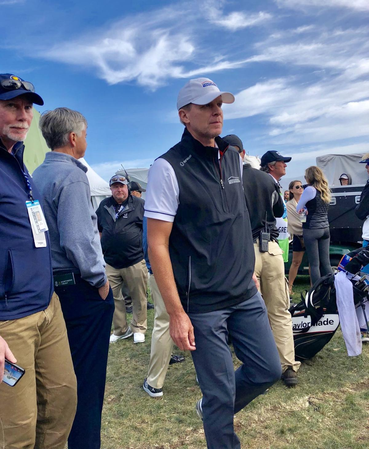 Steve Stricker | 2018 AT&T Pebble Beach National Pro-Am