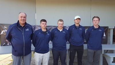 Madison College golf team