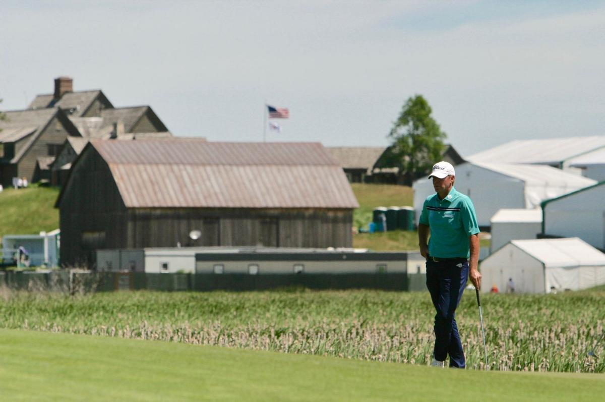 he took a long way to get there but madison u0027s steve stricker will