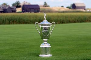 Erin Hills - US Open Trophy