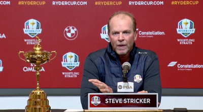 Madison's Steve Stricker announced as U.S. Ryder Cup captain