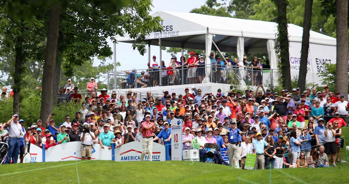 Champions Tour Schedule 2020 Changes to PGA Tour Champions schedule in June mean AmFam