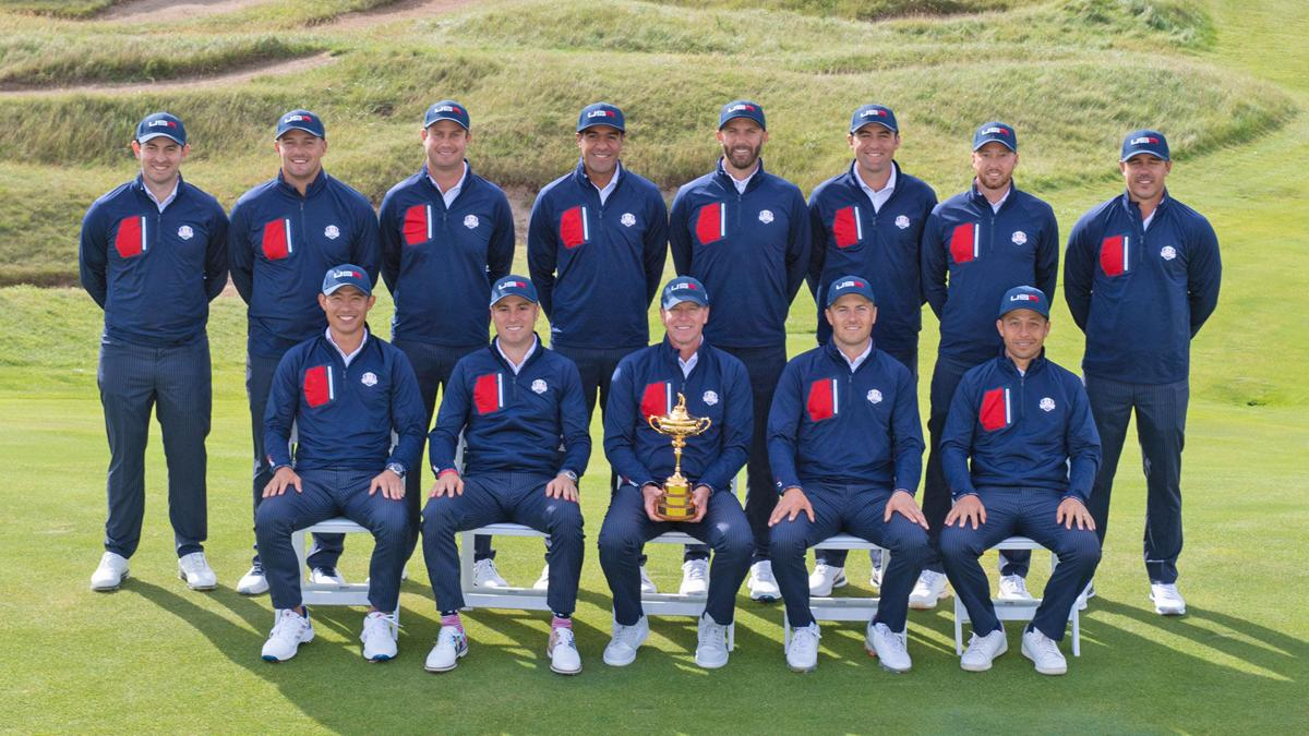 USA Team Photo