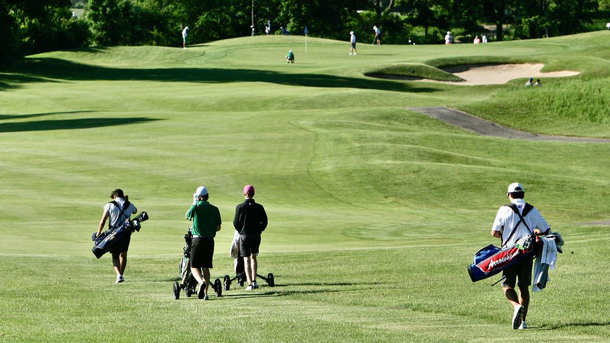 WIAA state boys golf tournament