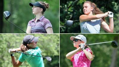 WIAA girls golf   Spring season   Fab freshmen