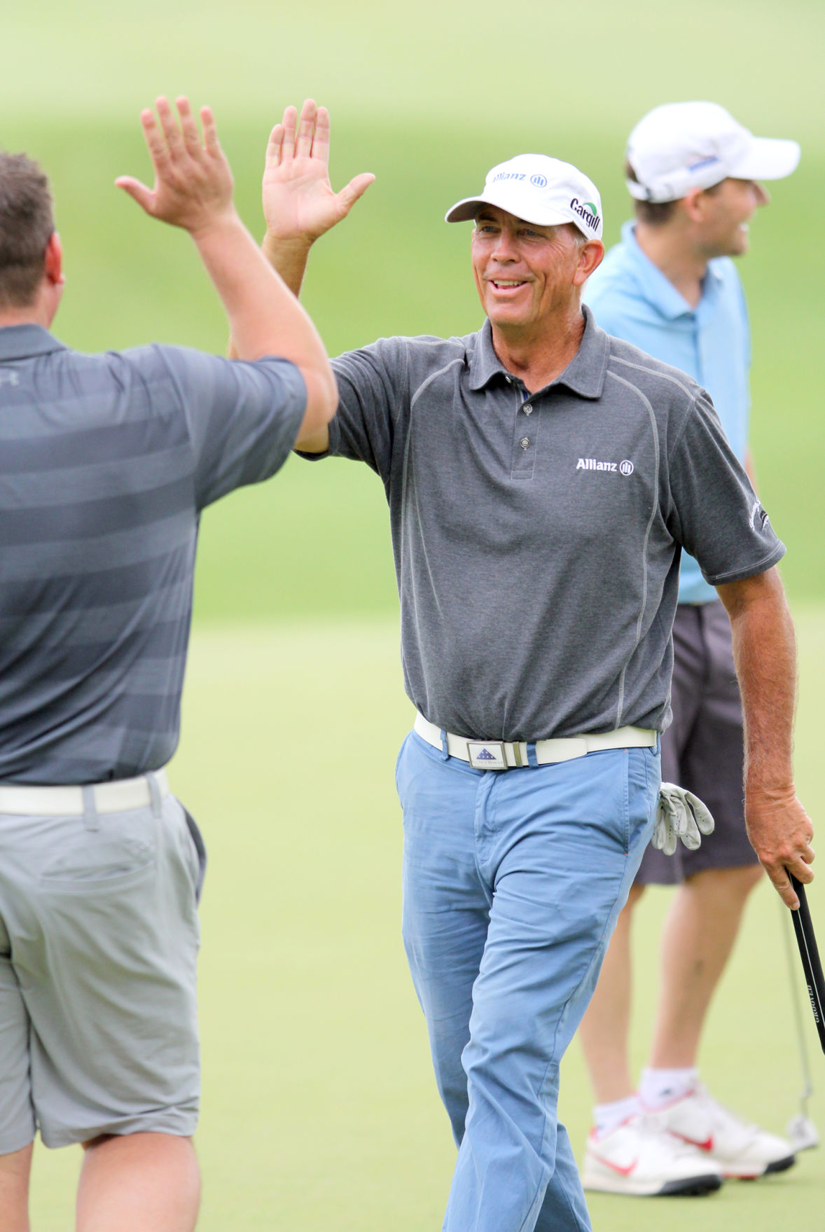 am fam championship the stage is set as steve stricker