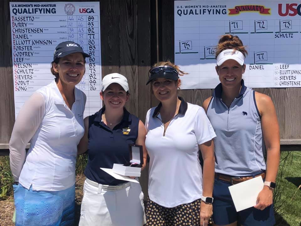 2019 U.S. Women's Mid-Am qualifiers