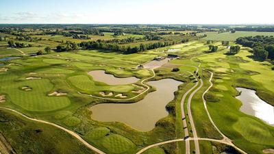The Creeks at Ivy Acres - aerial