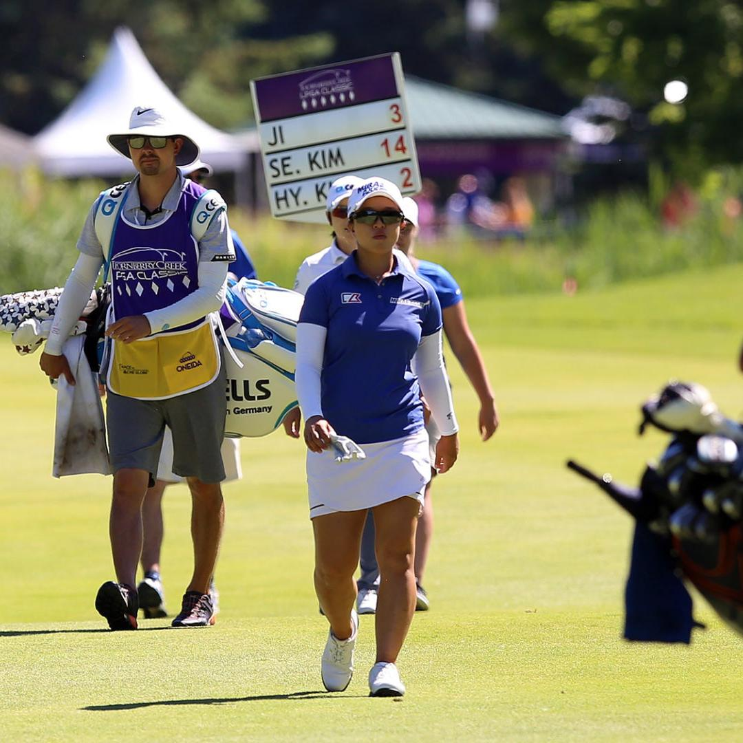 Gary D'Amato: LPGA Commissioner Mike Whan says tour will do whatever it takes to keep Thornberry Creek LPGA Classic on the schedule