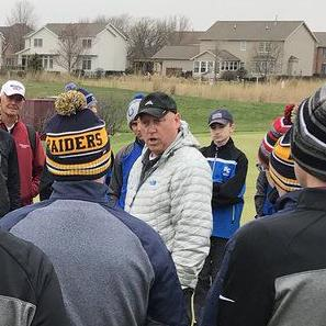 Five teams resumed Wisconsin's snow-plagued boys golf season Wednesday ... in Illinois