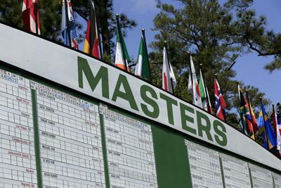 Masters Leader Board