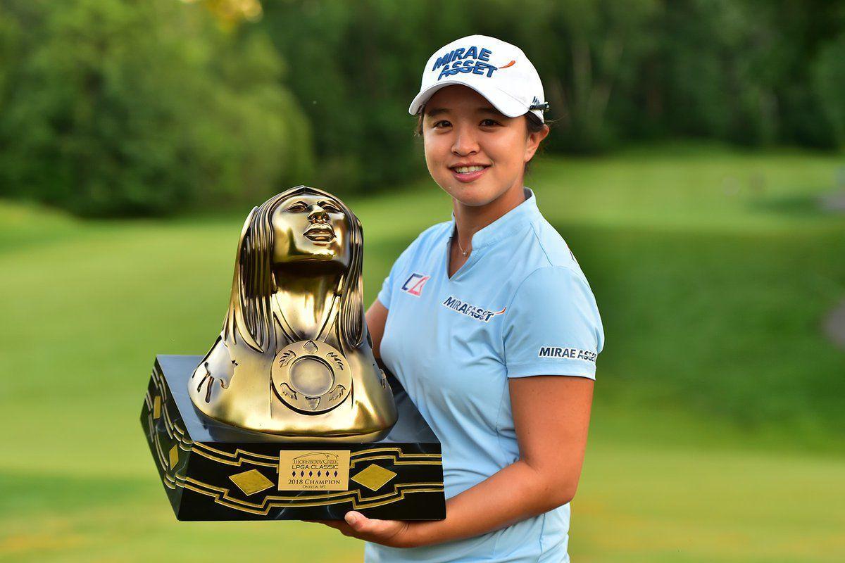 2018 Thornberry Creek LPGA Classic   Champion Sei Young Kim