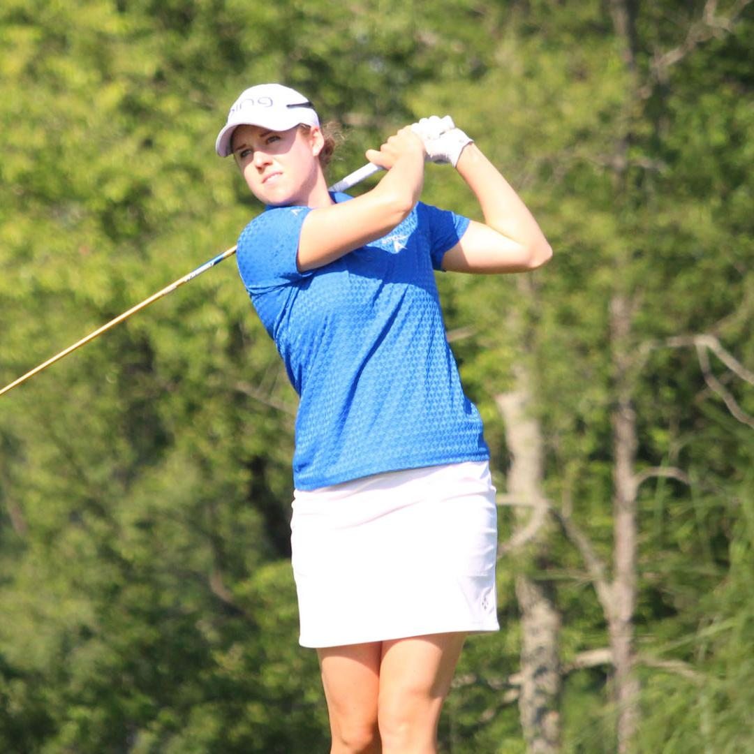 Former Badgers golfer Jessie Gerry one stroke off the cutline entering final round of second stage of LPGA Q-School