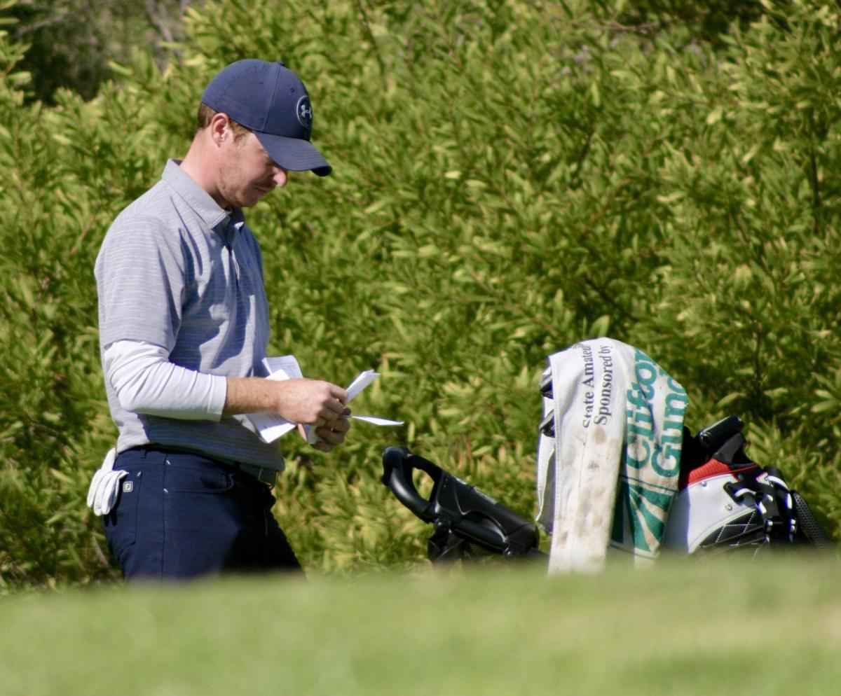 Photos: Green Bay's Ricky Hearden comes up short at Farmers Insurance Open Qualifying