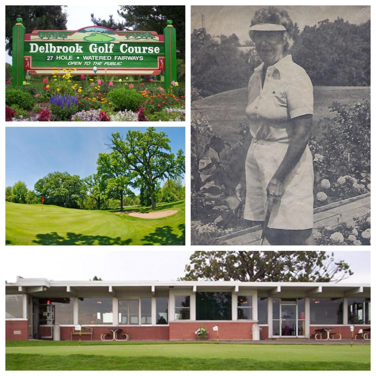Delbrook Golf Course | Collage
