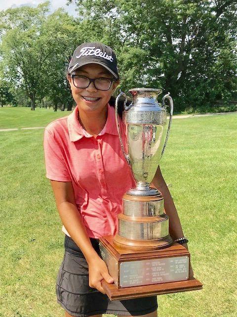 Jessica Guiser | 2019 WPGA State Girls Junior Match Play Champion