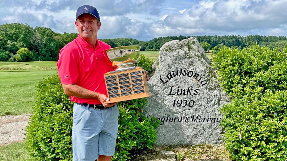 2021 WSGA Senior Match-Play Championship   Todd Westrich, champion