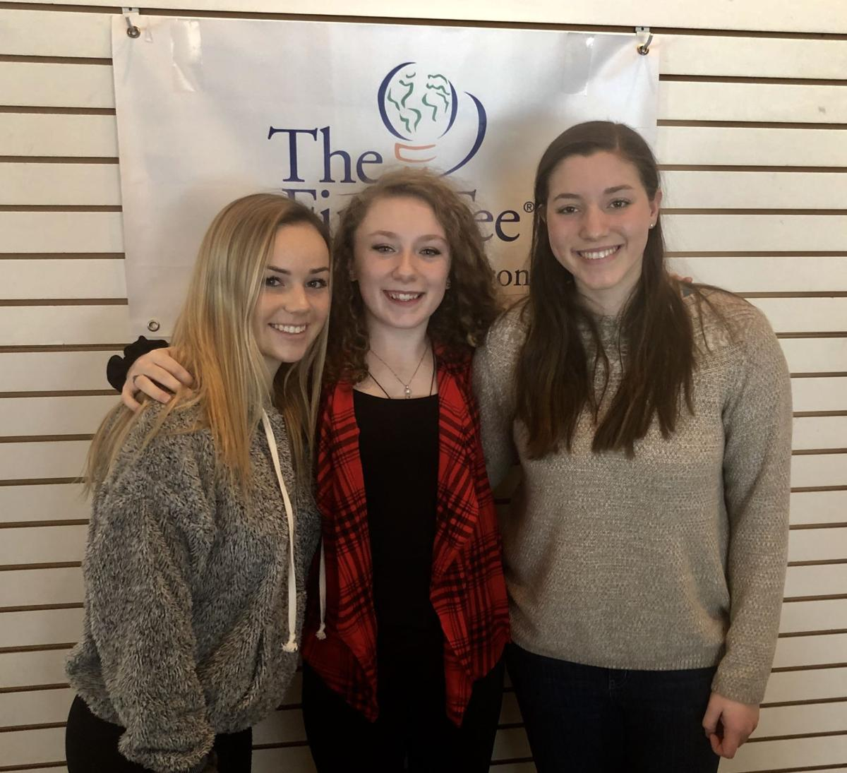Waunakee's Sam Soulier, MG's Klairissa O'Reilly-Dye, DeForest's Cassidy Schnell | 2019 signing day