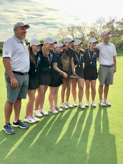 2019 WIAA Division 1 state champion Kettle Moraine