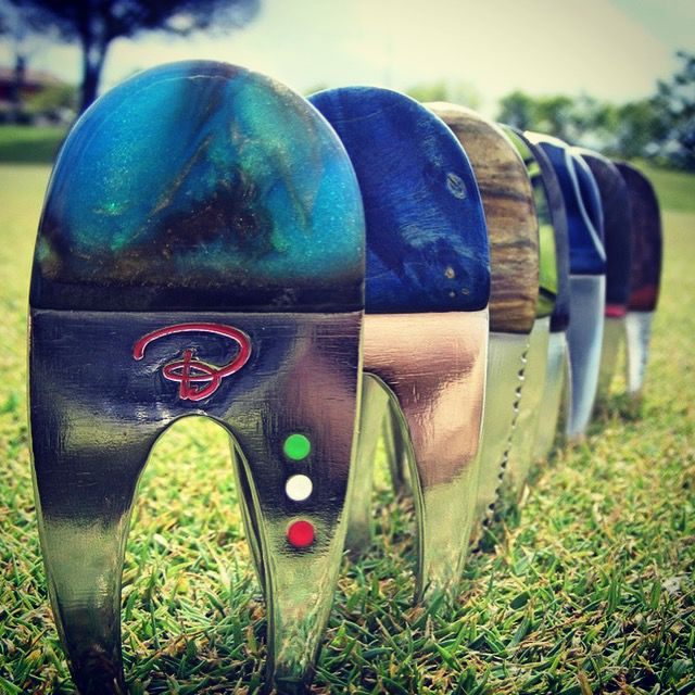 Day 1   @WisDotGolf's 12 Days of Christmas Golf Gift Ideas: BPutters Handmade Divot Repair Tools