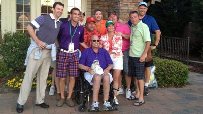Jeff Seonbuchner and friends | 2013 Masters