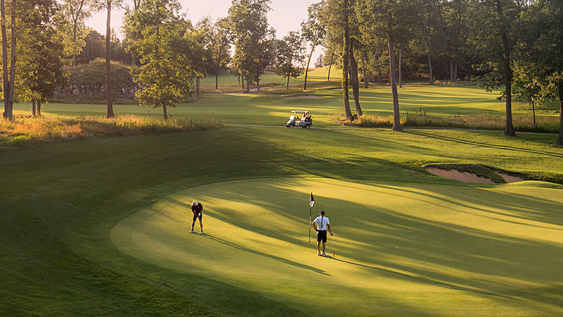 Featured Golf Course
