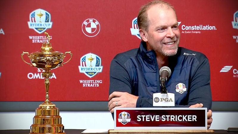 Steve Stricker | Ryder Cup