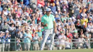 Brooks Koepka 2017 U.S. Open at Erin Hills