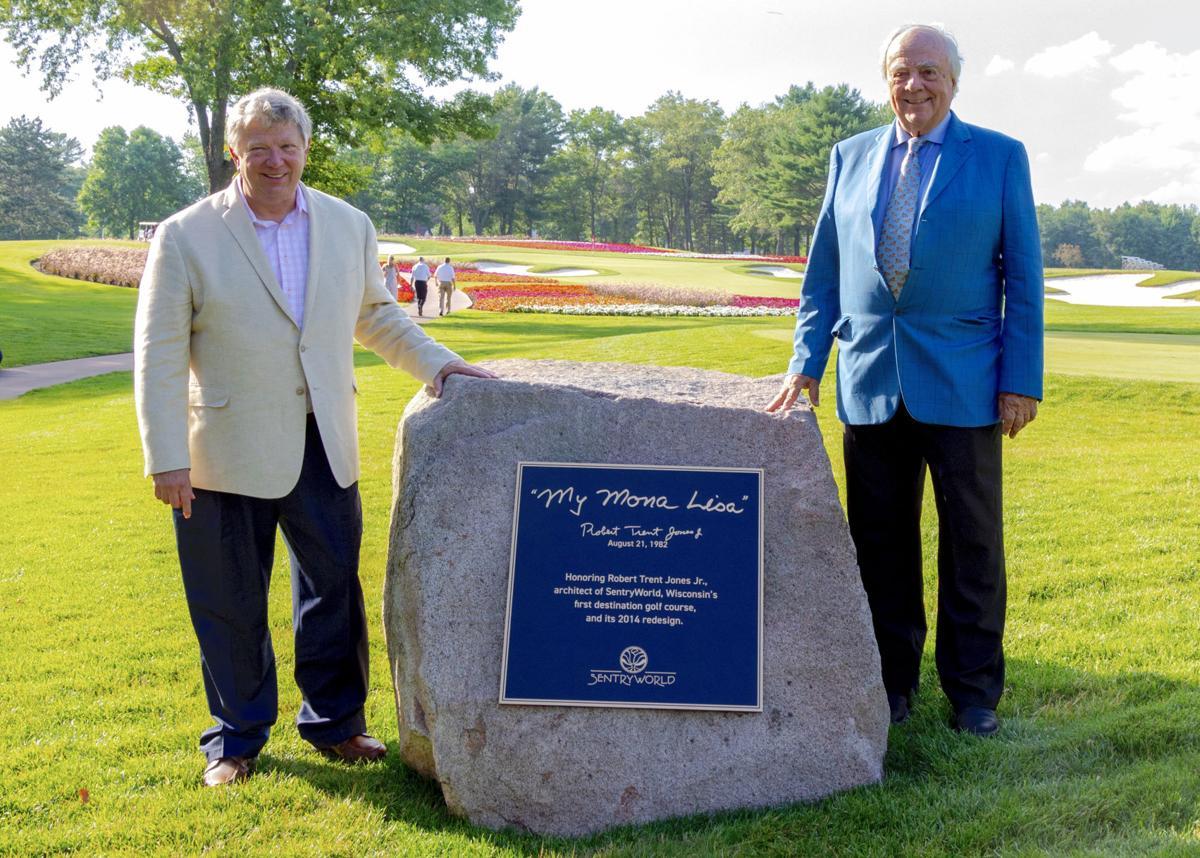 Pete McPartland & Robert Trent Jones Jr.