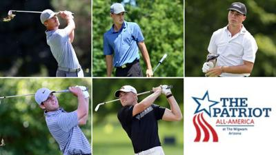 Patriot All-America | Wisconsin golfers