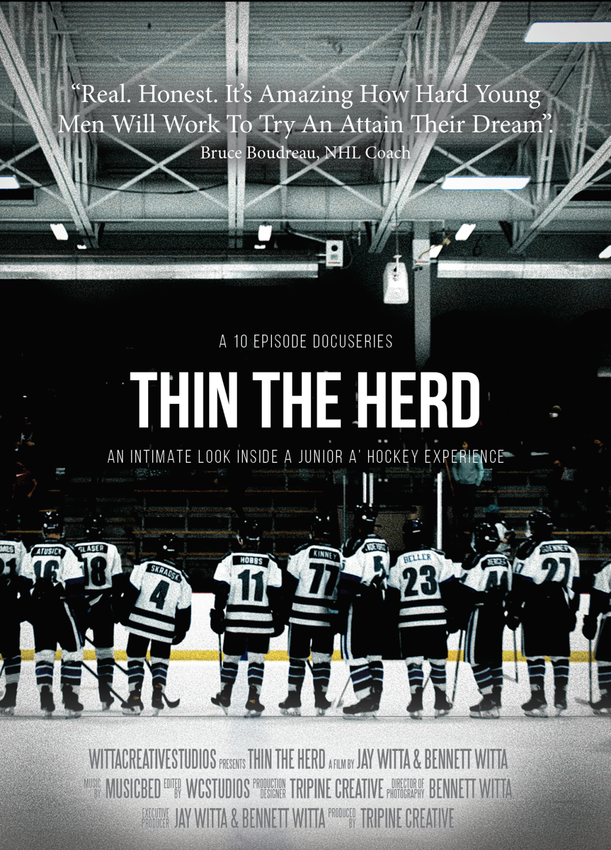 Thin the Herd Promotional Poster